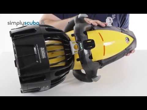 SEADOO RS3 Diver Propulsion Vehicle