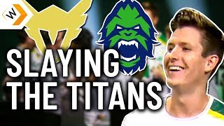 How Valiant defeated the best team in Overwatch – Vancouver Titans vs LA Valiant Highlights