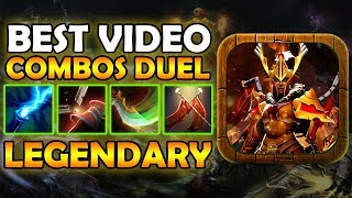 The Best Combos Duel Build Ability Draft Dota 2