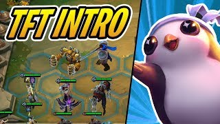 Teamfight Tactics Introduction - Beginner's Guide | Full Gameplay | League of Legends Auto Chess