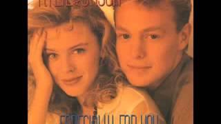 Kylie Minogue Jason Donovan Especially For You