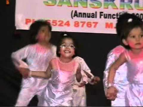 ALWAYS MAST DANCE GROUP HOLI KHELE RAGHUVIRA.KHALSA LITTLE FLOWER...