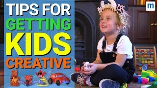 Tips to encourage Imagination in Children | Kinder Surprise