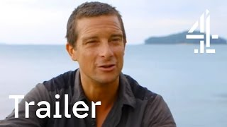TRAILER: The Island with Bear Grylls | Monday 9pm | Channel 4