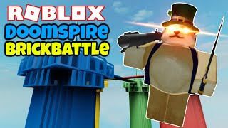 Funny Roblox Doomspire Brickbattle Gameplay