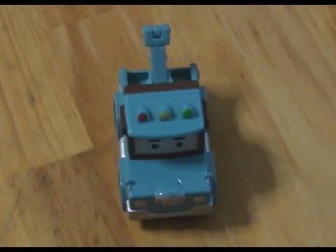 로보카폴리 - 스푸키 장난감 Робокар Поли Игрушки Мультфильмы про машинки Robocar Poli Toys