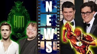 Haunted Mansion with Ryan Gosling, Phil Lord & Chris Miller on The Flash - Beyond The Trailer
