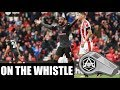 """On the Whistle: Stoke 1-0 Arsenal - """"I'm sick of seeing Ox shoe-horned into the side"""""""