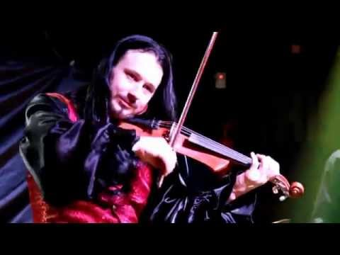 Красная скрипка играет песни Короля и Шута