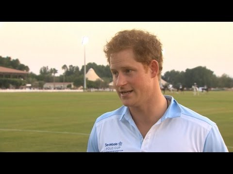Prince Harry Quits the Army