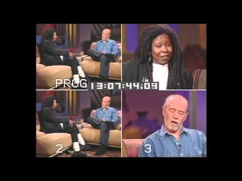 90's Throwback: The Whoopi Goldberg Show - George Carlin