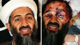 Actual Corpse Shot Smuggled By Rob O'Neill Or Photoshop?-The Man Who Killed Osama bin Laden