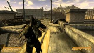 Fallout NV un video random con mods