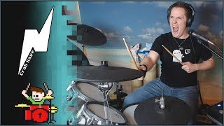 Noisestorm Crab Rave On Drums The8bitdrummer