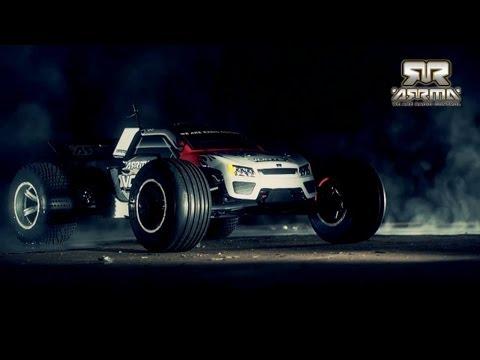 ARRMA™ Vortex 1/10 Scale 2WD EP 2.4GHz Stadium Truck RTR