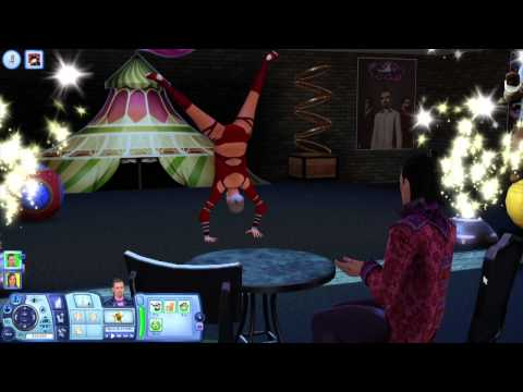 The Sims 3™ Showtime - SimPort