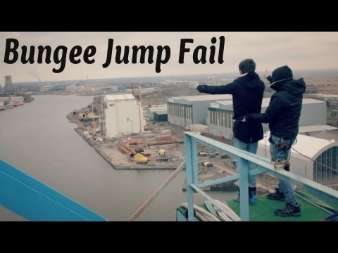 Bungee Jump Fail