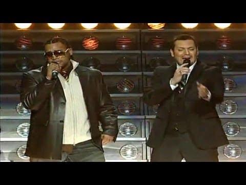 Victor Manuel & Don Omar - Nunca Había Llorado Así (en Vivo) - Madison Square Garden (salsa)hd video