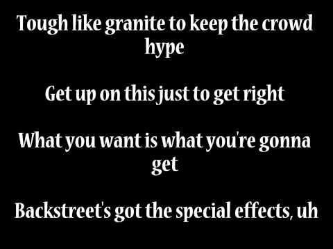 Backstreet boys - We've got in goin'on + lyrics