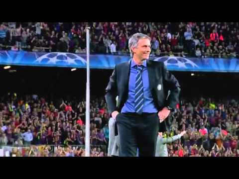 "Jose Mourinho ""The Special One"" 2012"