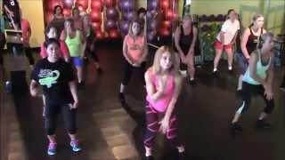 Zumba Fitness Dance and Lyrics Back It Up Spanish Version