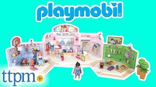 City Life Shopping Plaza from Playmobil