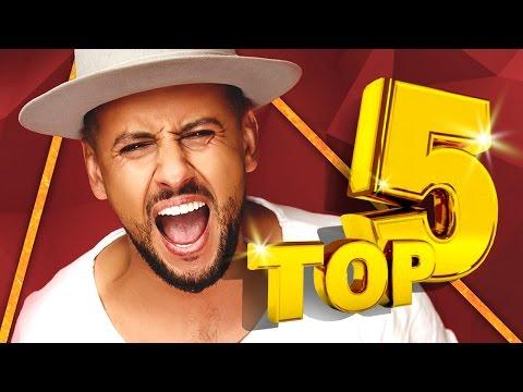MONATIK - TOP 5 - Новые и лучшие песни - 2017
