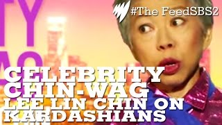 Celebrity Chin Wag: Lee Lin Chin on The Kardashians I The Feed