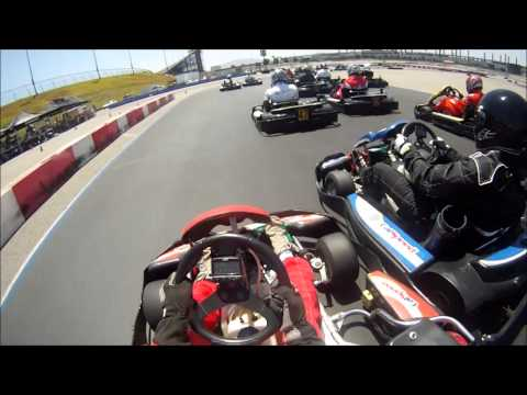 Karting Highlights - Sport Kart Grand Nationals 2013