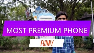 Tech Parody EP1-MOST Premium SMARTPHONE!