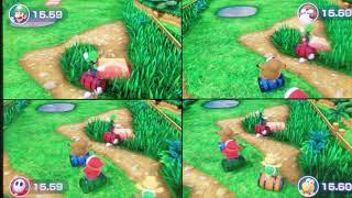 My superior skills!! Give ya boi a challenge!! -Super Mario party (Nintendo switch)
