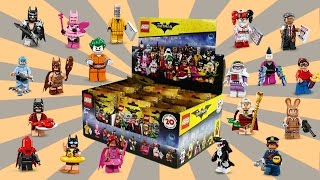 How to find ALL LEGO Batman Movie Minifigures just in 20 Mystery Packs | Follow this Trick