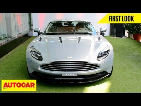 Aston Martin DB11 | First Look | Autocar India