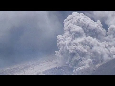 Indonesia after volcano that was dormant for more than 400 years erupts FIFTY times in one night