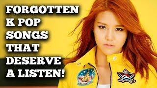 Download Lagu Forgotten K Pop Songs That Deserve A Listen! Gratis STAFABAND