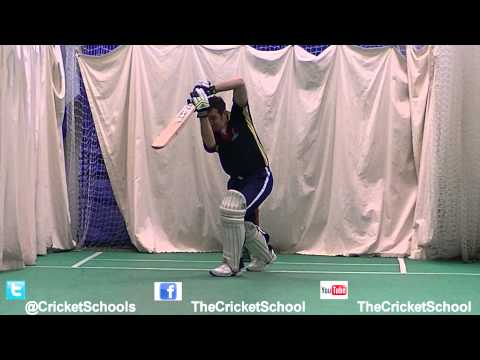 Hd Cricket Batting Tips How To Play Sachin Tendulkar Cover Drives