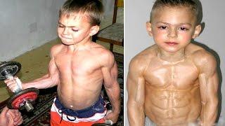 Download World's Strongest Kids 3Gp Mp4