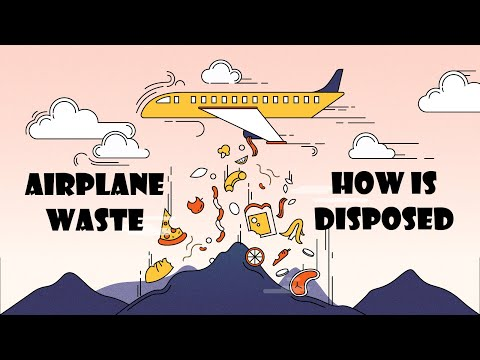Airbus A320 Waste Holding Tank Servicing Youtube