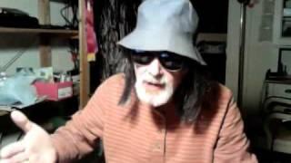 Watch Bob Dylan Winter Wonderland video