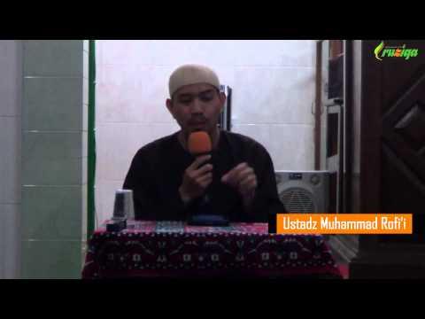 Ust. Muhammad Rofi'i - Fiqh Islam (Hal Yang Diperselisihkan Para Ulama Dalam Hal Kenajisnya)