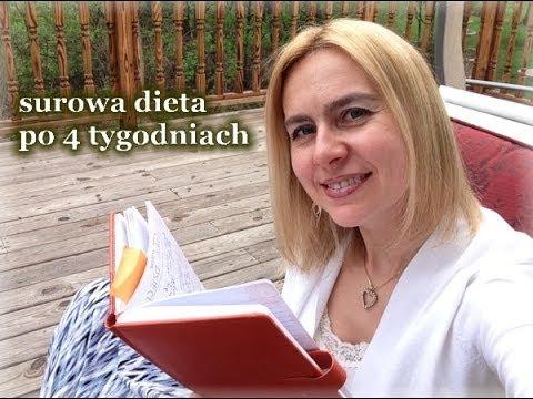 Surowa Dieta, Witarianizm - Po 4 Tygodniach Na RAW:-) / Kierunek Zdrowie