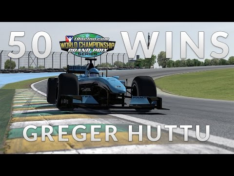 Greger Huttu: the World's Greatest Sim Racer