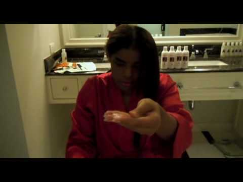 Shima Hair Repair Shampoo TUTORIAL!! (DVD Excerpt)