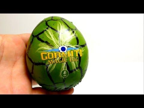 MAGIC Monster Toy Surprise Egg Gormiti