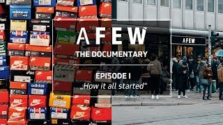 AFEW The Documentary Ep. 1 | How everything started (From our fathers garage to own collaborations)