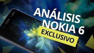 Nokia 6, Análisis - Review en español
