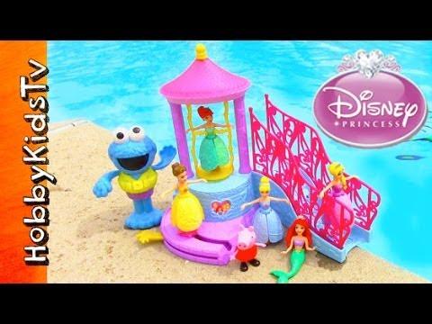 Disney Princess Water Palace