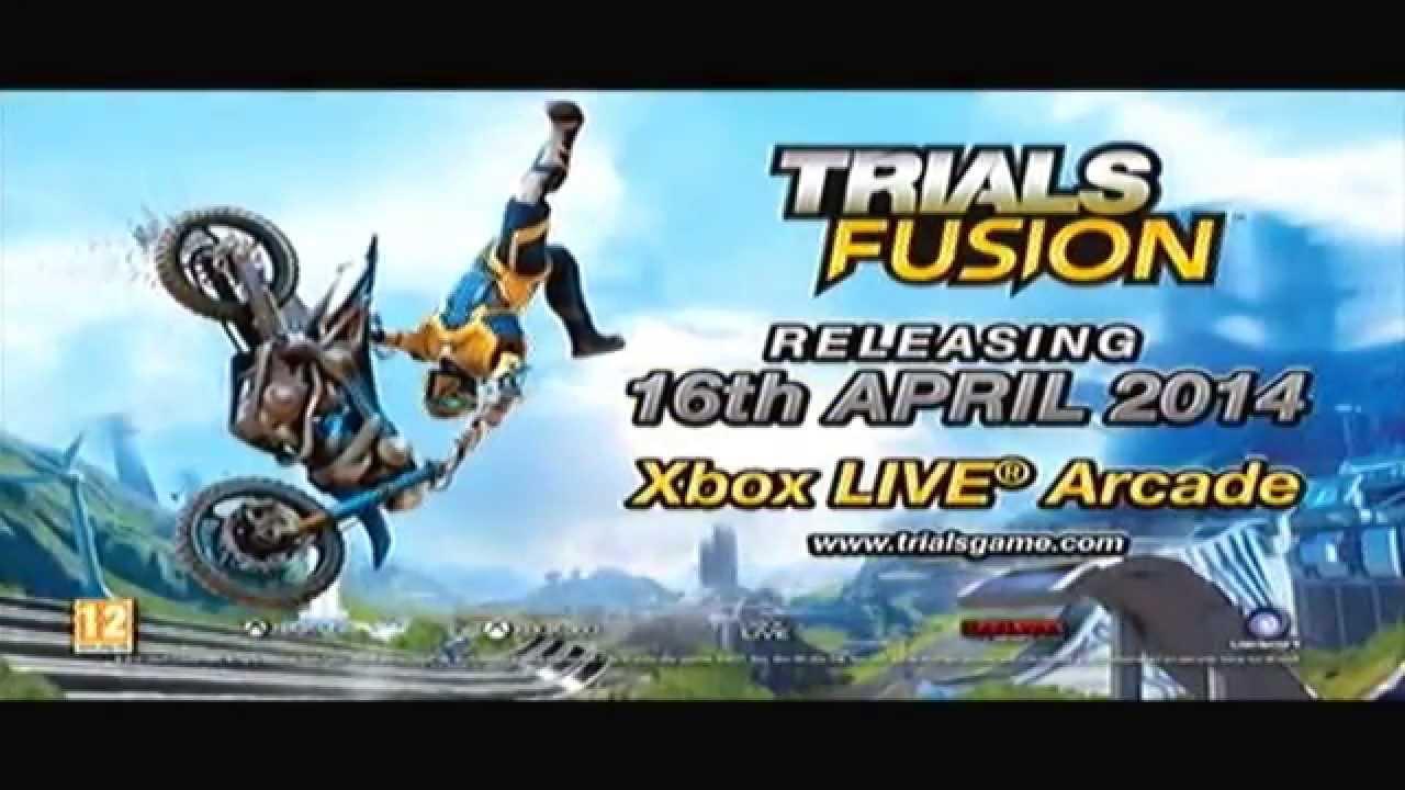 Trials Arcade Xbox 360 Trials Fusion hd Xbox Arcade