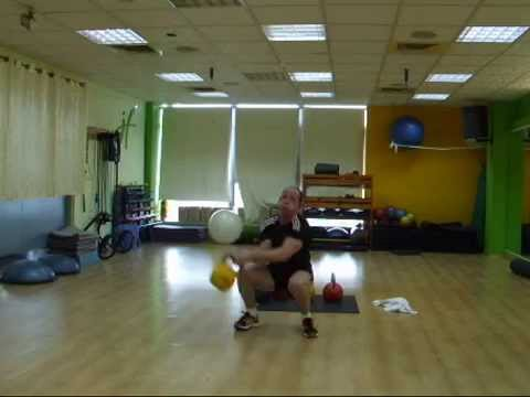 40 Kettlebell Swing  Variations Best Ever :) קטלבלס  סוינג 40 תרגילים Image 1