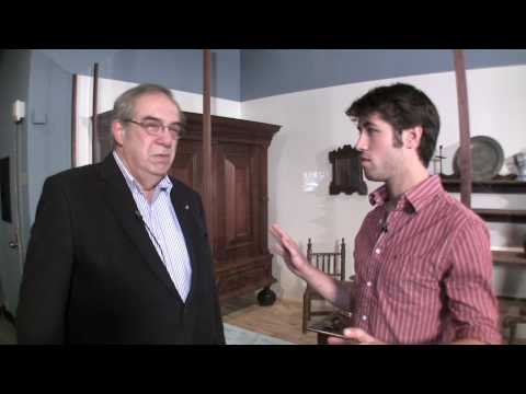 Dr.Charles Gehring and the New Netherland Project